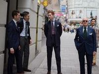 Cool Gents in the Real World