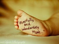Footprints & Handprints