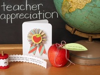 Crafts for School - Teacher Appreciation