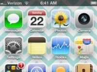 iPhone Apps and Tips At Home