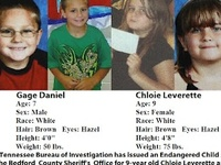 MISSING CHILDREN, we will keep praying for your return.