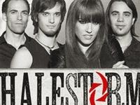 Halestorm Kicks ASS!!!!!!