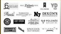Ontario Craft Distilleries / Craft Distilleries distilled in Ontario