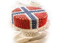 Norwegian Recipes - Cakes
