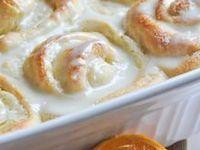 ... Pinterest | Orange Sweet Rolls, Cinnamon Rolls and Pecan Sticky Buns