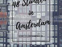AMSTERDAM / Amsterdam ist die perfekte Stadt für einen Wochenendtrip.