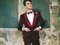 Wedding Attire: Masculine and Masculine Attendants