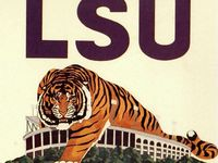 LSU ~ Geaux Tigers