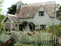 Charming Cottages and Storybook Houses