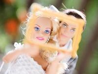 ♥ Barbie and Ken's Wedding