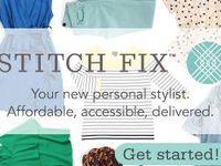 Stitch-Fix Idea's.