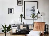 ♢ Home Decor ♢ / Beautiful interior to get inspired from.  Interior design, home decor, living room, bed room, dining room, minimalist, bohemian, boho, scandinavian, modern, retro, vintage, classy, unique,