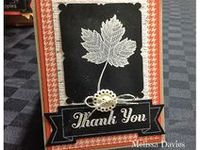Autumn Paper Crafts