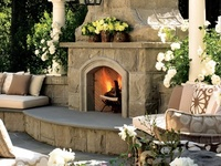 I love outdoor living!