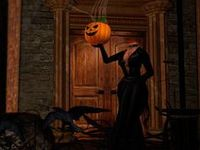 Always searching for unique and eerie Halloween decorating ideas.