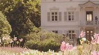 Romantische Häuser / Dreamhouses - romantische Architektur in bepflanzter Umgebung