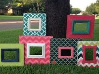 A collection of DIY ideas to do with photos and picture frames...