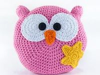 Free Crochet Patterns For Pillow Pets : 17 Best images about CROCHET PILLOWS on Pinterest ...