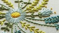 Embroidery Project Ideas / Finished objects - inspiration