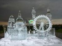 All sand, snow, and ice sculptures and art made with these