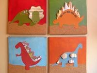 Craft - Dinosaur