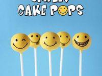 ケーキポップ / かっぱの顔のも欲しいかぱ!