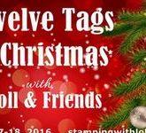 2016 Twelve Tags of Christmas
