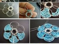 ideas and instructions to do it yourself in jewelry, bead, home, hair, makeup, fashion, zentangle, anything creative, colorful, and crafty!