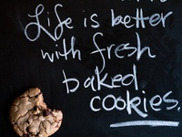 A Cookie a Day.... ;)