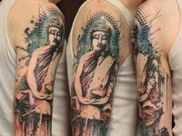 Tattoos that are belief based, either spiritual, religious or symbolic.