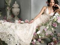 Vestidos de Noiva, Buquês, Cabelos, Sapatos e Tudo o Mais...