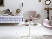 Ideas, furnitures, lamps, statement toys, art wall that can transform a child's room into a GREAT room.