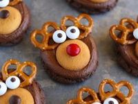 Reindeer Are Awesome!! / Crafts and food related to Reindeer at Christmas for home, parties or family gatherings.