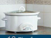 Crockpot/Slow Cooker