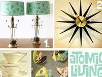 Atomic/Mid Century Modern