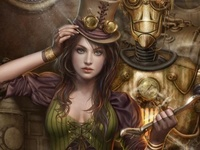 """Steampunk is...a joyous fantasy of the past, allowing us to revel in a nostalgia for what never was. It is a literary playground for adventure, spectacle, drama, escapism and exploration. But most of all it is fun!"" ~ George Mann"