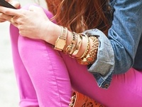 What I would wear and fashion DIYs