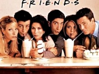 F.R.I.E.N.D.S  best tv show ever!