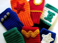 Crochet Hats, Headwarmers and Winter Gear