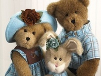 Boyds ~ Bears ~ Hares & Friends