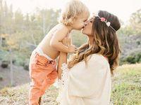 Baby/child photo love