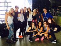 Dance (Dance Academy) ( The Next Step)