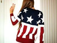 Born and raised. God bless the USA!
