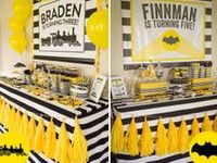 Kids Parties: Boy Party Themes