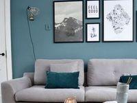 Scandinavian Interior / Scandinavian Interior, Scandinavian Furniture, Scandinavian Style, Nordic Interior, Nordic Style, IKEA, Scandinavian Decor, Scandinavian Art, Scandinavian Wall Decor, Scandinavian Wall Art