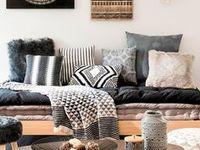 Bohemian Style Home / Home Decor, Home Decor Ideas, Bohemian Style, Bohemian Home, Bohemian Decor, Bohemian Decor Ideas, Bohemian Accessories, Inspiration