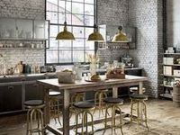 Industrial Style Home / Home Decor, Home Decor Ideas, Industrial Home, Industrial Home Decor, Industrial Home Decor Ideas, Industrial Style, Industrial Accessories, Industrial Decor, Industrial Interior, Industrial Home, Inspiration