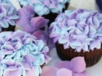 All sweet things with cupcakes and frosting!