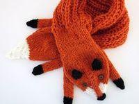 Knit - Scarves