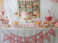 Princess + Ballerina Party Themes